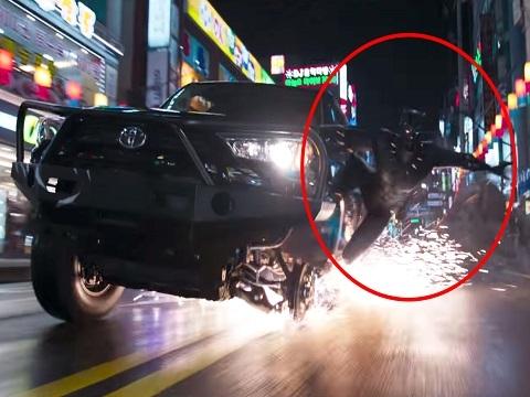 'Black Panther' và những pha hành động mãn nhãn