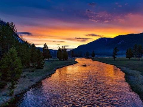 5 dòng sông ngắn nhất thế giới