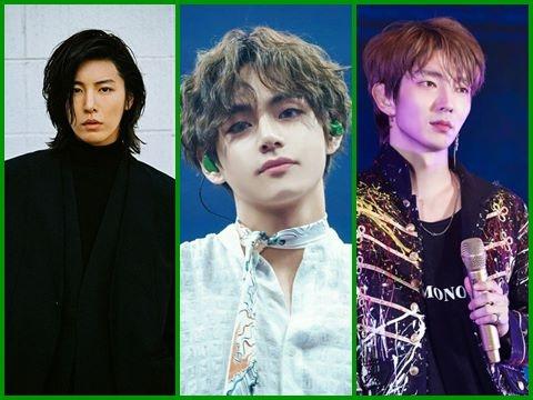 6 Nam thần có nét đẹp phi giới tính nổi tiếng làng giải trí Hàn
