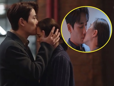 Vừa comeback, Lưu Thi Thi chơi trội với nụ hôn 19s bên Chu Nhất Long