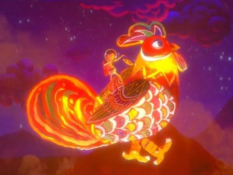 Lác mắt với hoạt hình Việt Nam đẹp xỉu về chú Cuội