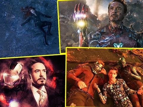 5 sự thật ứa nước mắt ở hậu trường Marvel