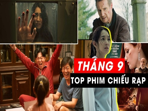 Top Phim Hay Chiếu Rạp Tháng 10/2020