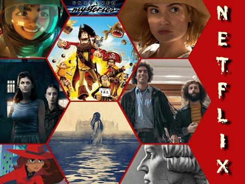 Netflix chào Halloween bằng một rổ phim kinh dị cực hay