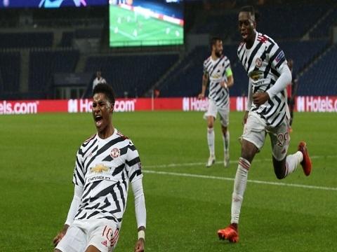 PSG 1-2 Man Utd (Bảng H Champions League 2020)