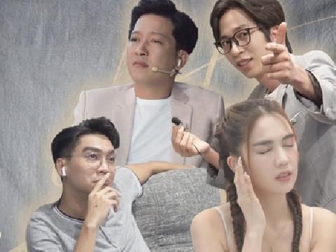 Trường Giang, Ngọc Trinh chém đẹp màn collab của Trấn Thành, Thùy Chi