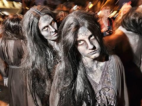 Truyền thuyết đầy ma quỷ về Halloween