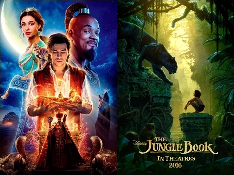 Top 5 phim Remake ăn khách nhất mọi thời đại