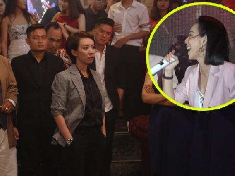 'Chị 13' Thu Trang bắn rap cực gắt trên nền nhạc phim