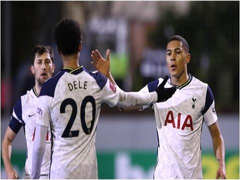 Marine FC 0-5 Tottenham (Vòng 3 FA Cup)
