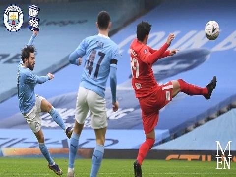 Manchester City 3-0 Birmingham (Vòng 3 FA Cup)