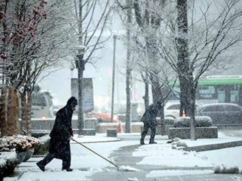 Bắc Kinh, Seoul trải qua buổi sáng lạnh nhất trong hàng chục năm