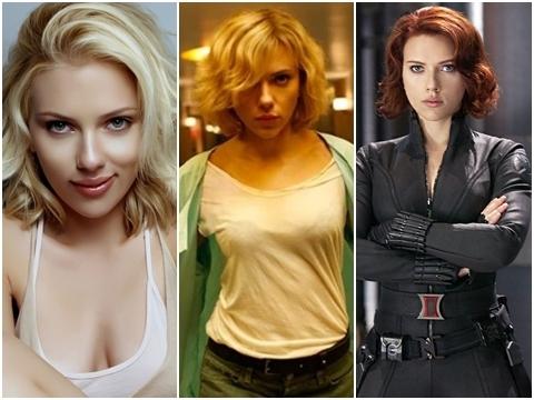 """Scarlett Johansson: Từ """"bom sex"""" triệu người mê đến đả nữ nổi tiếng toàn cầu"""