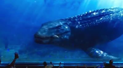 Thủy quái khổng lồ chuyên ăn thịt khủng long